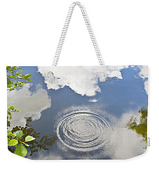 Tranquillity Weekender Tote Bag by Jan Bickerton