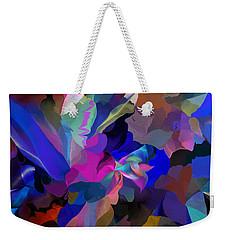 Transcendental Altered States Weekender Tote Bag by David Lane