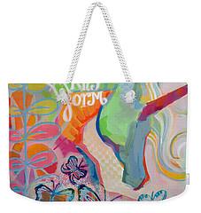 Transform Weekender Tote Bag by Kimberly Santini