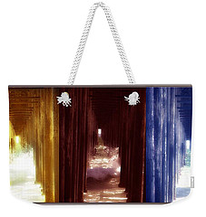 Transforming Waters  Orginal Piece Weekender Tote Bag