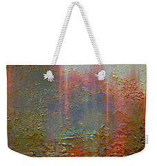 Rust Never Stops Weekender Tote Bag