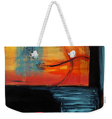 Transitions Weekender Tote Bag by Dick Bourgault