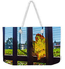 Trapped And Slowly Dying Weekender Tote Bag