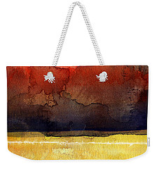 Traveling North Weekender Tote Bag