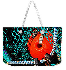 Trawlnet Ball - Made In Denmark Weekender Tote Bag