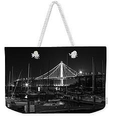 Treasure Island Boats Weekender Tote Bag