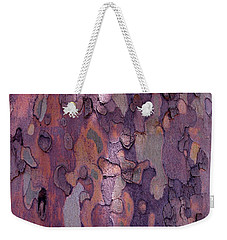 Tree Abstract Weekender Tote Bag