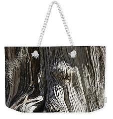 Weekender Tote Bag featuring the photograph Tree Bark No. 3 by Lynn Palmer