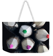 The Pointy Ends Weekender Tote Bag