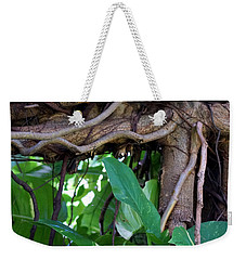 Weekender Tote Bag featuring the photograph Tree Branch by Rafael Salazar