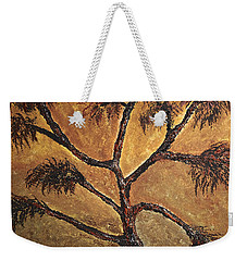 Tree Weekender Tote Bag by Dick Bourgault