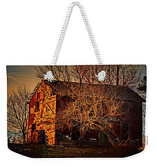 Tree House Weekender Tote Bag by Robert McCubbin