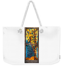 Tree Inside A Window Weekender Tote Bag