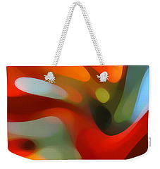 Tree Light 4 Weekender Tote Bag
