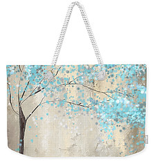Tree Of Blues Weekender Tote Bag