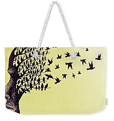 Tree Of Dreams Weekender Tote Bag by Paulo Zerbato