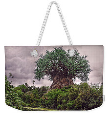 Weekender Tote Bag featuring the photograph Tree Of Life by Hanny Heim