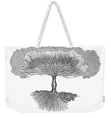Tree Of Living Weekender Tote Bag
