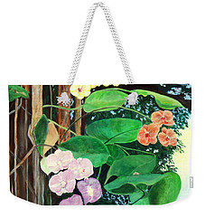 Tree Orchids Weekender Tote Bag