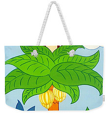 Tree Top Monkey Weekender Tote Bag