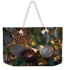 Tree Trimmings Weekender Tote Bag