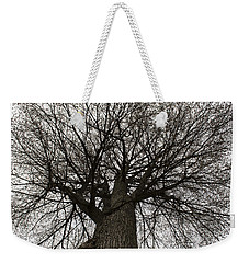 Tree Web Weekender Tote Bag