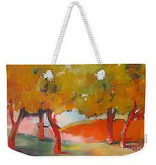 Trees #5 Weekender Tote Bag
