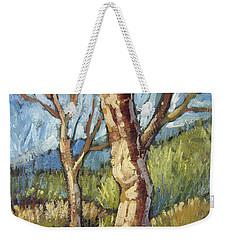 Trees In Spring Weekender Tote Bag