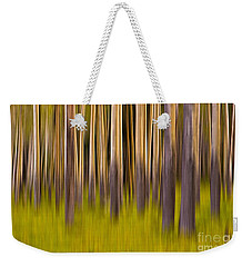 Trees Weekender Tote Bag by Jerry Fornarotto