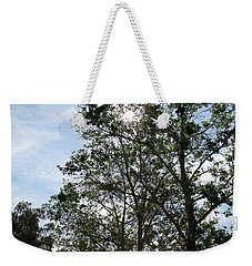 Trees At The Park Weekender Tote Bag