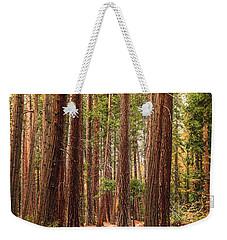 Trees Of Yosemite Weekender Tote Bag