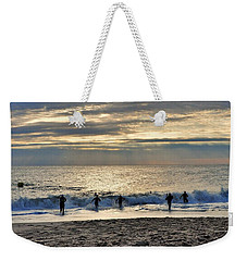 Triathalon Weekender Tote Bag