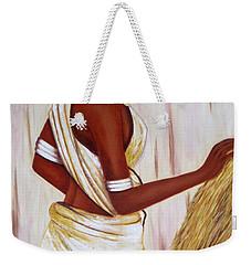 Tribal Girl Weekender Tote Bag