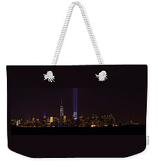 Tribute In Light 9.11 Weekender Tote Bag