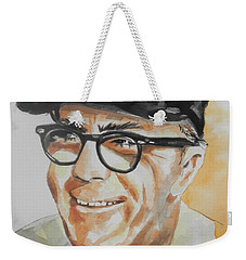 Tribute To Edward Logan My Grandfather  Weekender Tote Bag
