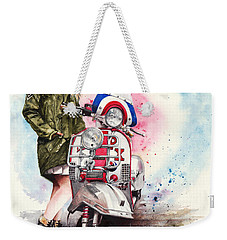 Tricked Out Weekender Tote Bag
