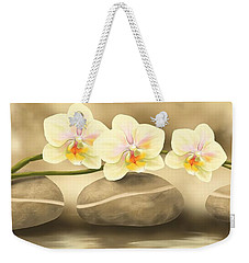 Trilogy Weekender Tote Bag by Veronica Minozzi