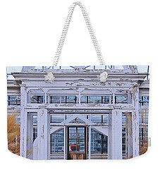 Triple Doorways Weekender Tote Bag by Karen Silvestri