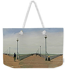 Triple Play Weekender Tote Bag