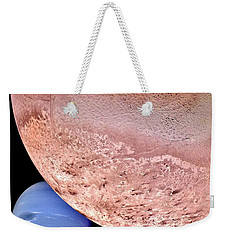 Triton And Neptune Weekender Tote Bag by Benjamin Yeager