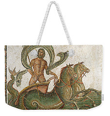 Triumph Of Neptune Weekender Tote Bag by Roman School