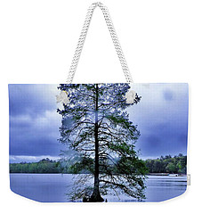 The Healing Tree - Trap Pond State Park Delaware Weekender Tote Bag