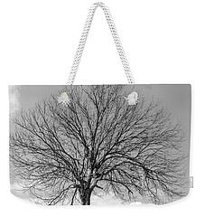 Tropic Winter Weekender Tote Bag