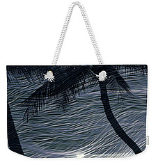 Weekender Tote Bag featuring the photograph Tropical Breeze by Athala Carole Bruckner