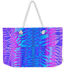 Weekender Tote Bag featuring the photograph Tropical Delight by Holly Kempe