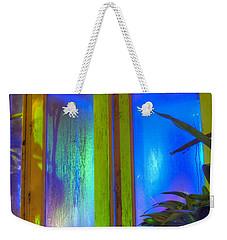 Tropical Door Weekender Tote Bag