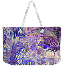 Tropical Embrace Weekender Tote Bag by Roselynne Broussard