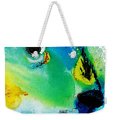 Tropical Fish 2 - Abstract Art By Sharon Cummings Weekender Tote Bag