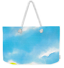 Tropical Fruits Weekender Tote Bag