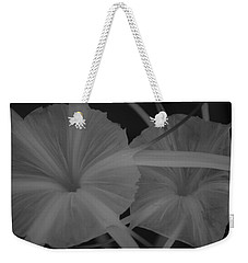 Tropical Garden Weekender Tote Bag by Miguel Winterpacht